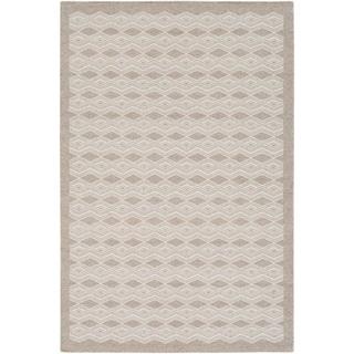 Avetis Wool Boho Area Rug