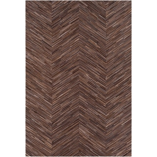 Roque Hide/Leather Area Rug