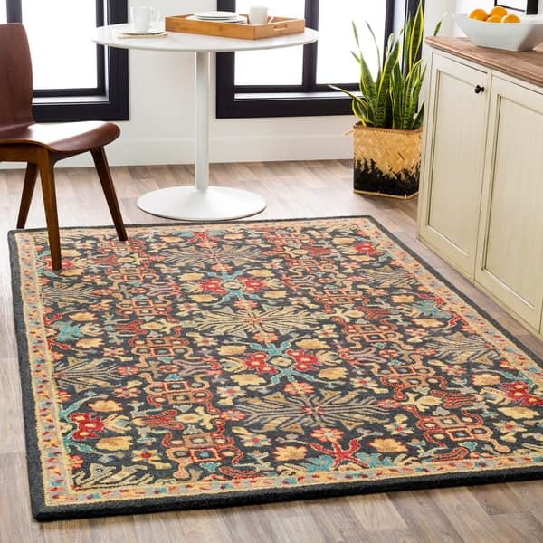 Hermine Traditional Area Rug On Sale Overstock 27103016