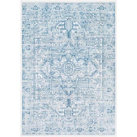 Saira Updated Traditional Area Rug