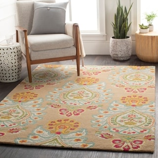 Ferruccio Updated Traditional Area Rug