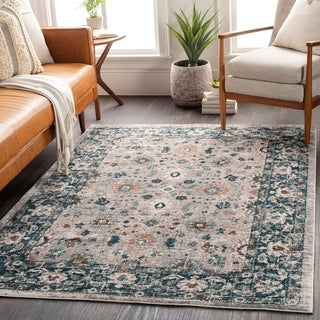 Anselmo Updated Traditional Area Rug