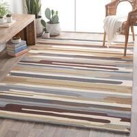 Ricarda Contemporary Indoor/ Outdoor Area Rug