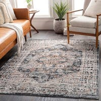 Cibran Updated Traditional Area Rug