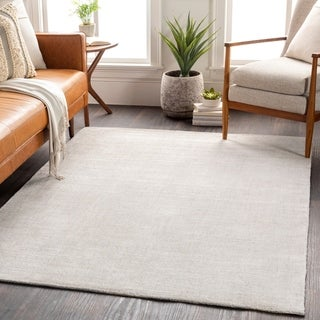 Orpha Solid Area Rug
