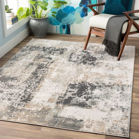 Jerald Updated Traditional Area Rug