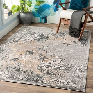 Leontyne Updated Traditional Area Rug