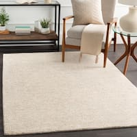 Porch & Den Aster Wool/Viscose Modern Area Rug