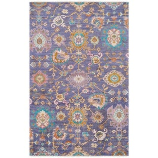 Buy Purple 6 X 9 Area Rugs Online At Overstock Com Our Best