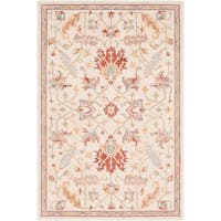 Osvaldo Wool Updated Traditional Area Rug