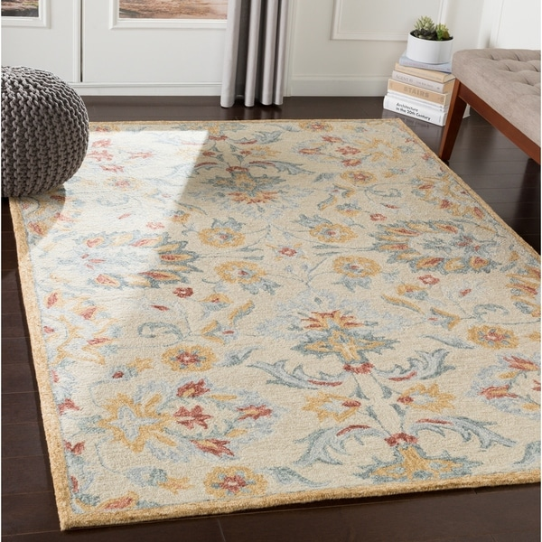 Cherette Updated Traditional Area Rug