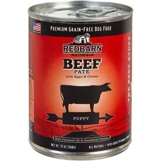 Link to REDBARN Beef Pate Puppy 13 oz (Case of 12) Similar Items in Dog Food & Treats