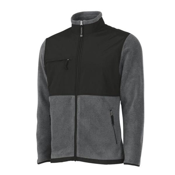 Charles River Mens Fleece Jacket