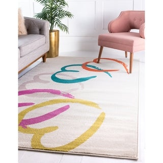Chain of Hearts by Jane Seymour Area Rug