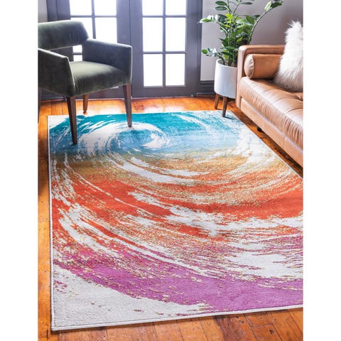 The Wave by Jane Seymour Area Rug