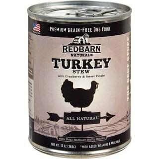 Link to REDBARN Turkey Stew 13 oz (Case of 12) Similar Items in Dog Food & Treats
