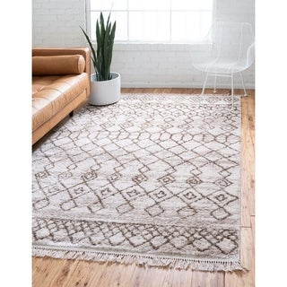 The Curated Nomad Ashton Tribal Area Rug
