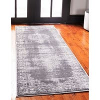 Unique Loom Leila Blackthorn Area Rug