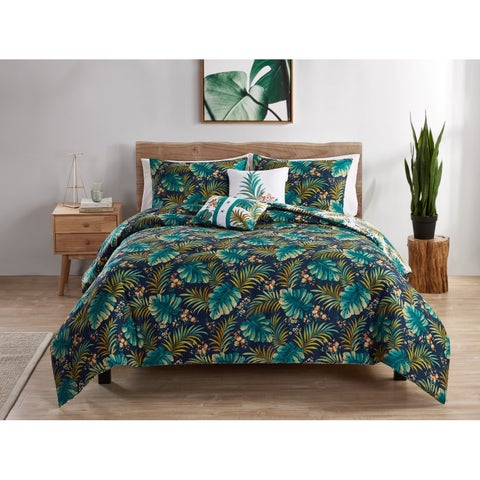 Carson Carrington Trolltunga Reversible Comforter Set