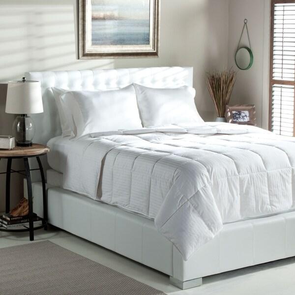 Tommy Bahama Down Alternative Hypoallergenic Year Round Comforter - White