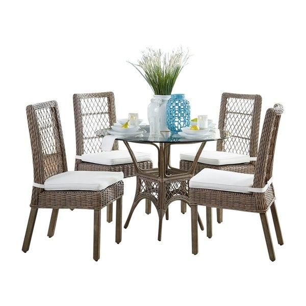 Panama Jack Seaside Dining Set with Cushions