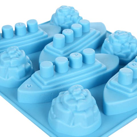 Titanic Silicone Ice Tray and Chocolate Mold