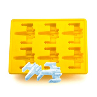 Star Wars Silicone Ice Tray and Chocolate Mold - X-Wing