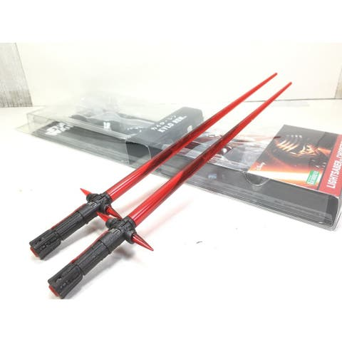 Star Wars Lightsaber Chopsticks - Kylo Ren - Red