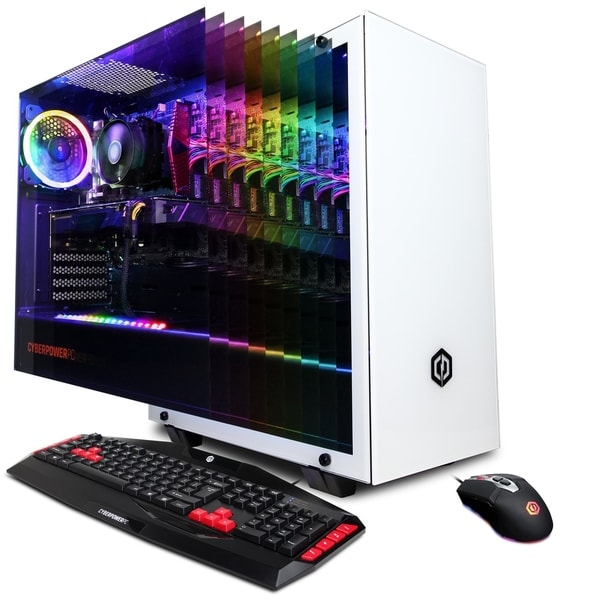 Shop CYBERPOWERPC Gamer Master GMA8600CPG w/ AMD Ryzen 5
