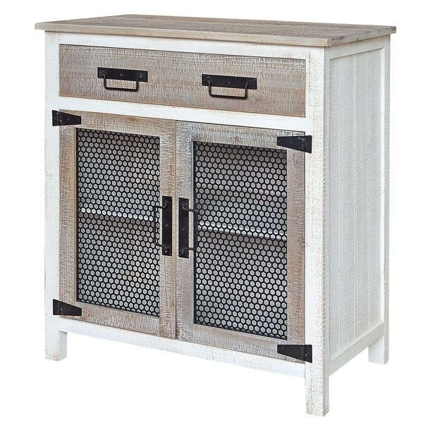 Farmington One Drawer Two Door Cabinet