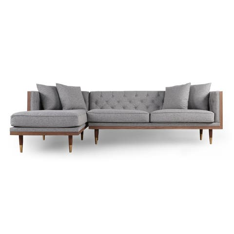 Buy Mid-Century Modern Sectional Sofas Online at Overstock | Our ...