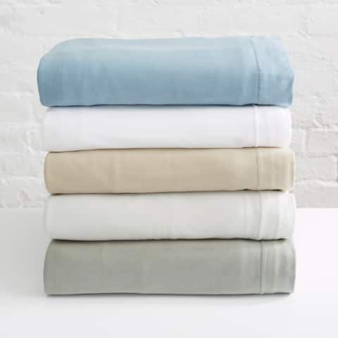 Great Bay Home Extra Soft Modal Jersey Knit Pillowcase Set