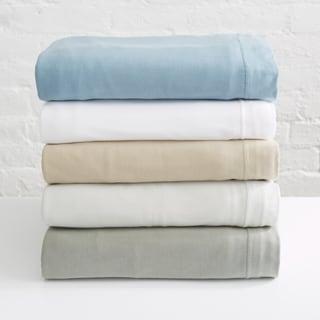 Great Bay Home Extra Soft Modal Jersey Knit Pillowcase Set