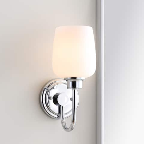 "Safavieh Lighting Sawyer 3-light Brass LED Wall Sconce - 21.5""x7""x13.8"""