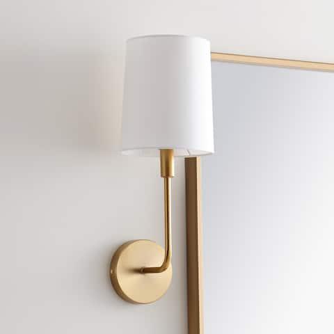 Safavieh Lighting Jaxson Wall Scnonce - Brass