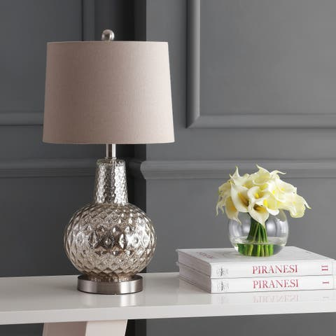 Safavieh Lighting 24 Inch Atlas Led Table Lamp