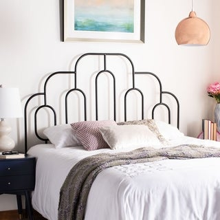 Safavieh Paloma Metal Retro Headboard