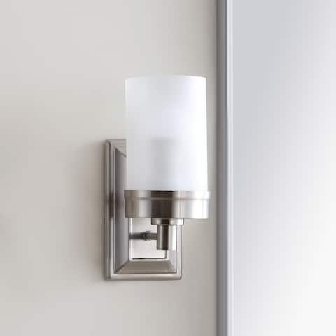 Safavieh Lighting Kelvin Nickel LED Sconce