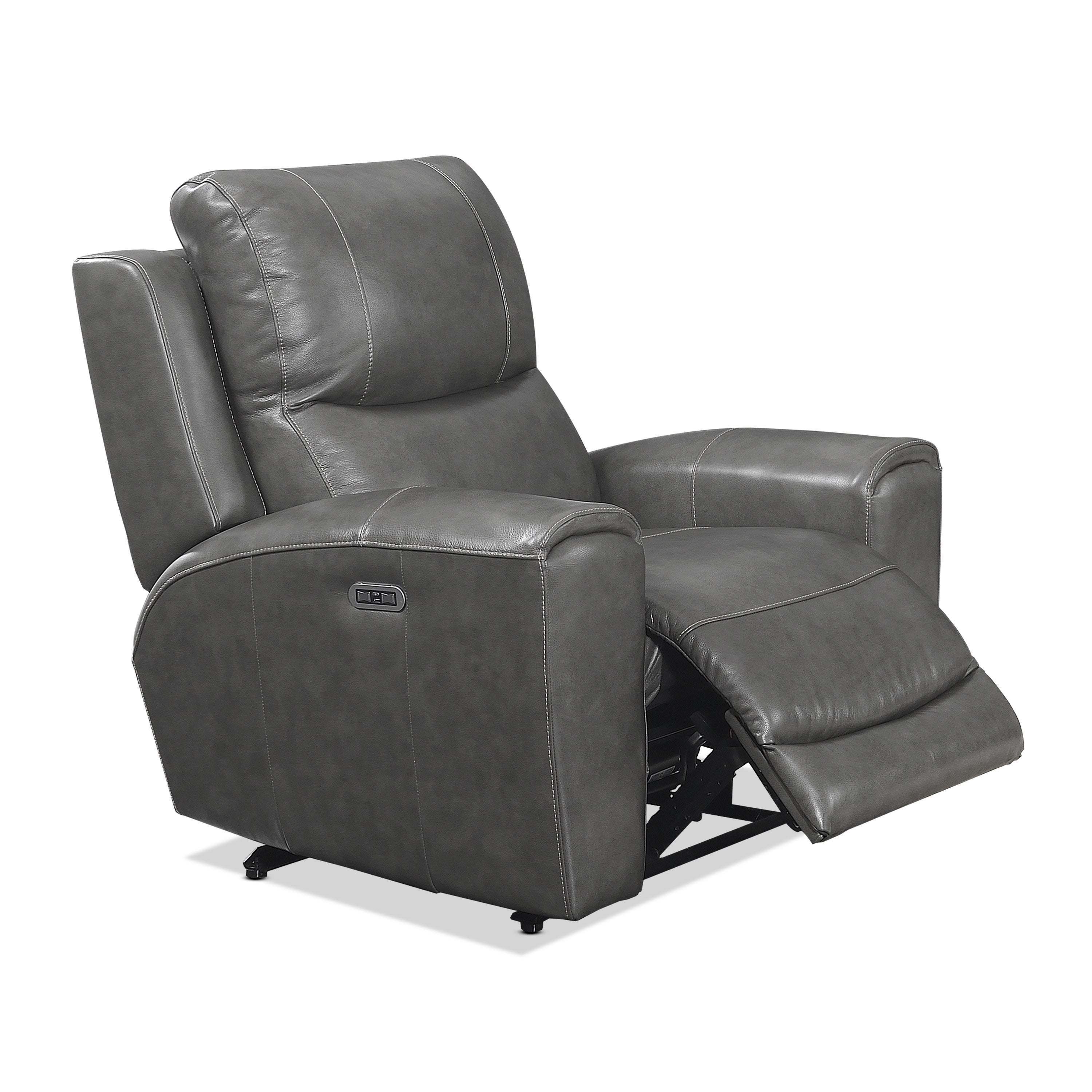 Astonishing Liberty Power Reclining Chair By Greyson Living Ibusinesslaw Wood Chair Design Ideas Ibusinesslaworg