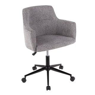 Carson Carrington Duved Upholstered Office Chair