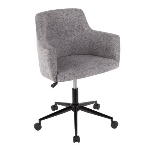Copper Grove Elhovo Upholstered Office Chair