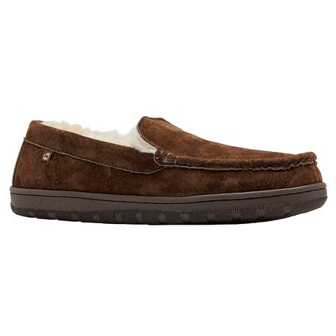 Lamo Mens Chocolate Harrison Moc