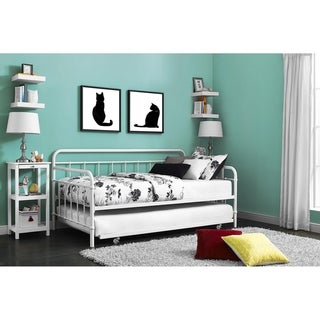 Avenue Greene Kate Metal Daybed and Trundle