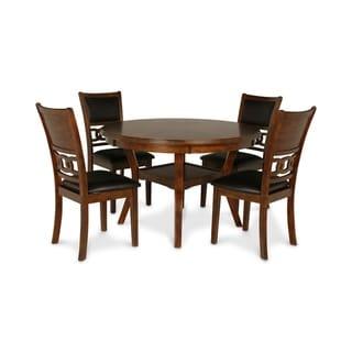 Copper Grove Creteil 5-piece Round Dining Table Set
