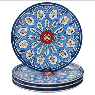 Certified International Tangier Salad Plates, Set of 4
