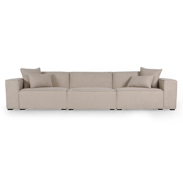 Shop Kardiel MODUS Modern Modular 3-pc Sofa - Free Shipping Today ...