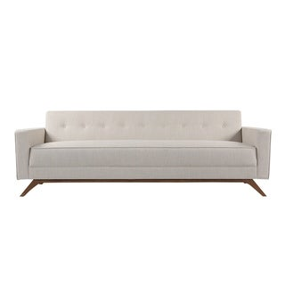 """Link to Kardiel Bauhaus Mid-Century Modern 90"""" Sofa, Vintage Twill Similar Items in Sofas & Couches"""
