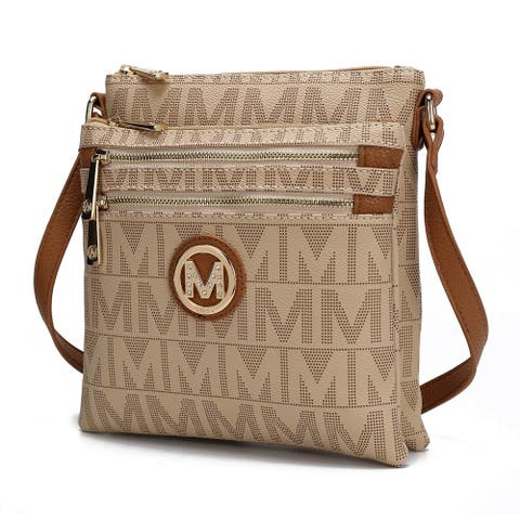 MKF Collection Destiny M Signature Crossbody Bag by Mia K.