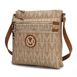 MKF Collection Destiny M Signature Crossbody Bag by Mia K. Farrow