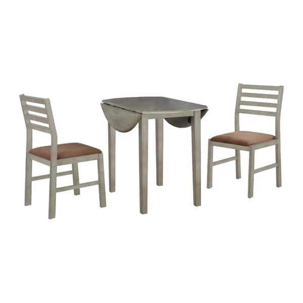 Round Small Dining Set